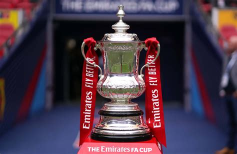 The FA Cup To Be Renamed In Honour Of The Heads Up ...