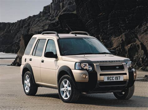 2005 Land Rover Freelander Review Gallery Top Speed