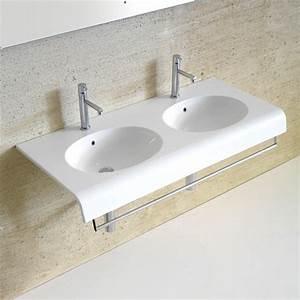 Doppelwaschbecken 100 Cm : doppelwaschbecken 80 cm eckventil waschmaschine ~ Orissabook.com Haus und Dekorationen