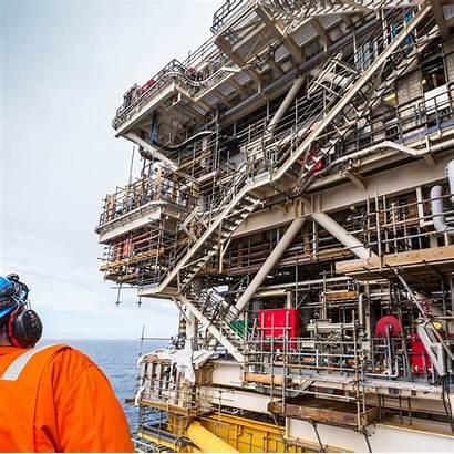 Oil Platform Repsol Maersk Sinopec Field Rig