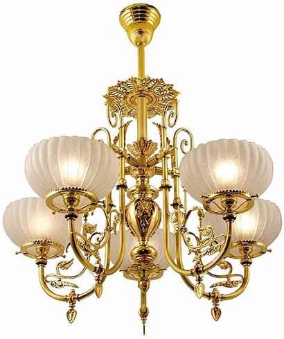 Chandelier Victorian Transparent Lighting Chandeliers Ceiling Lights