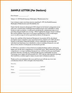9 job application letter for doctors ledger paper With doctors letters templates
