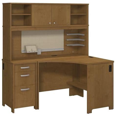 caign desk with hutch corner hutch desks walmart com