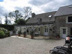 Terrasse Am Haus : ferienhaus bauernhaus la biauderie frankreich normandie manche portbai cotentin herr ~ Indierocktalk.com Haus und Dekorationen