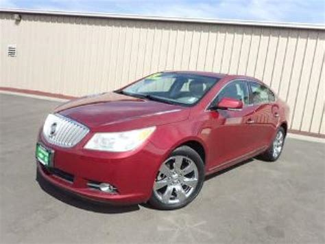 Used 2010 Buick Lacrosse by Used 2010 Buick Lacrosse For Sale Pricing Features