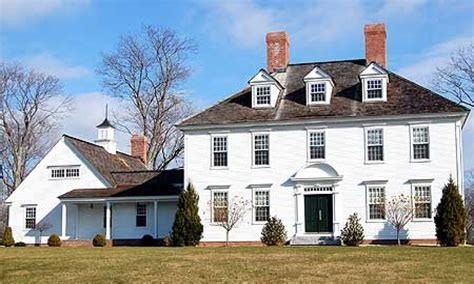 Federal House Plans by Federal Colonial Style House Plans Revival House