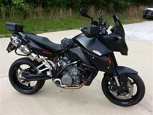 Ktm 990 Smt Fully Black