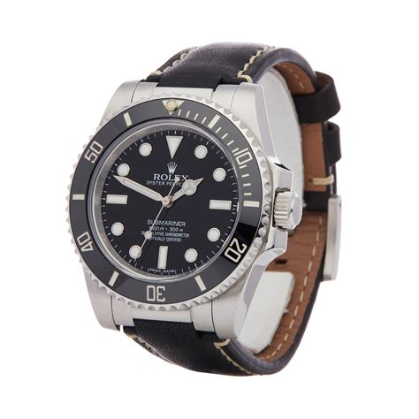 Pre-owned Rolex Watch Submariner 114060 | Xupes
