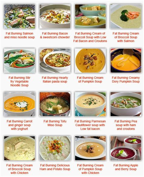 types of soup the fastest weight loss program fat burning soup recipes the fastest weight loss program fat
