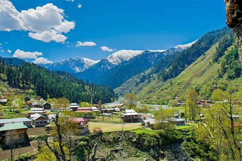 beautiful places  azad kashmir pakistan tours guide