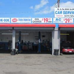 san diego car service repair auto repair  el