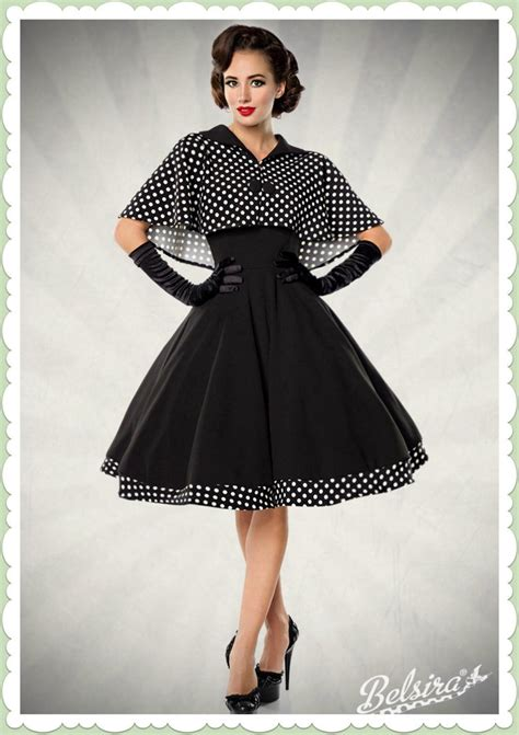 50er Jahre by 50er 50s Fifties Stil Kleider Www Different Dressed De