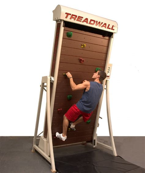 The Treadwall Vertical Treadmill Incredible Things