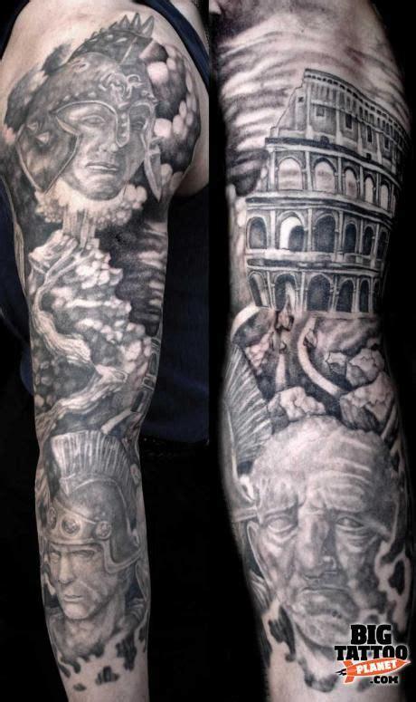 wonderful colosseum tattoos