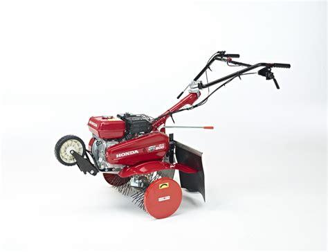 Honda Motorhacke F 501, Fj 500 Federzinkenvertikutierer