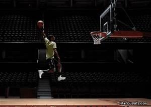 Slam Dunk GIF - Basketball SlowMotion Dunk - Discover ...