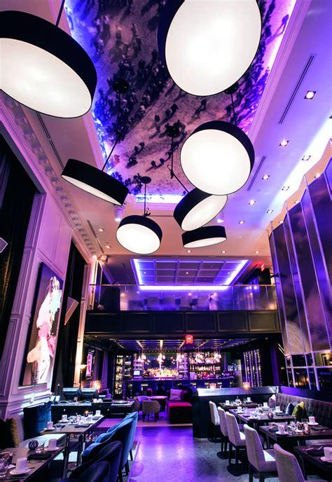 america restaurant lighting  viso toronto canada