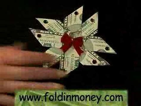 Ways to Fold Money as a Gift to Give