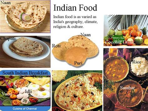 types of indian cuisine about you