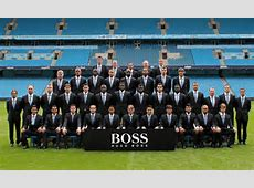 Manchester City announces deal with Hugo Boss Daily Mail