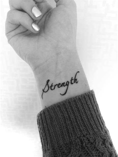 Tumblr Tattoos   tattoo # tattoos # wrist   Awesome Ink   Pinterest   Tattoo strength, Births