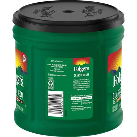 Get full nutrition facts for other folgers products and all your other favorite brands. Folgers Coffee Nutrition Facts Caffeine | Blog Dandk