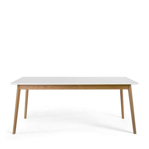 Table à Manger Extensible 180230x80cm Skoll Drawer
