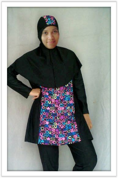 kode brmd201416 harga idr 285 000 baju renang muslimah