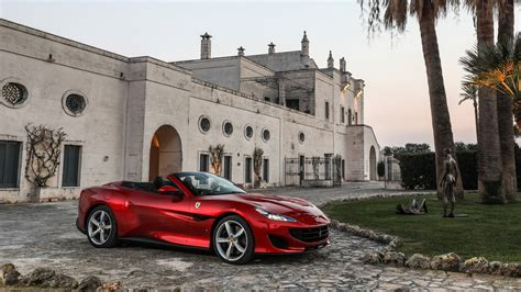 ferrari portofino  wallpaper hd car wallpapers