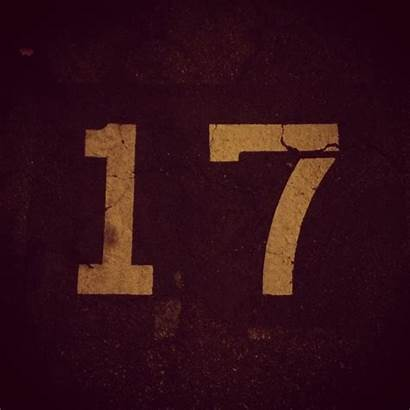 Number Seventeen Numbers Terrible Around 1932 Desktop