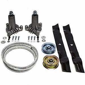 42 U0026quot  Sears Craftsman Lt1000 Lt2000 Lt3000 Rebuild Kit
