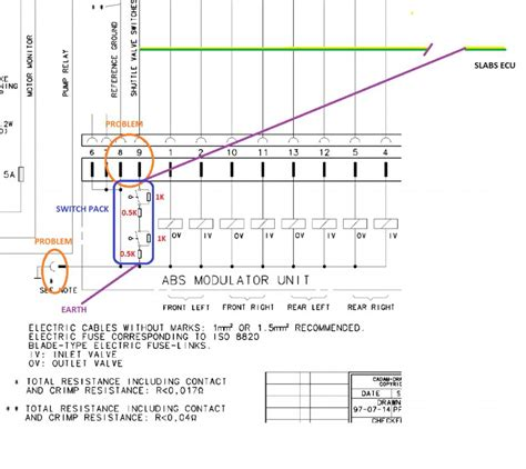 shuttle valve electrical fault disco 2 landyzone land
