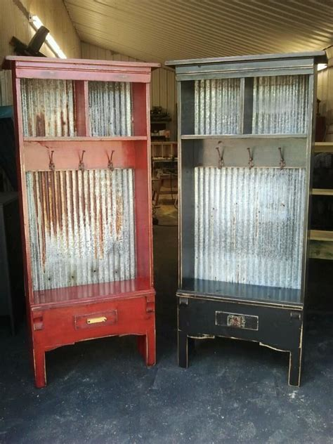 recyclecheck   lockers    salvaged