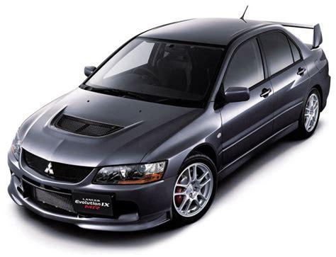 2007 Mitsubishi Lancer Evolution Ix Mr & And Lancer