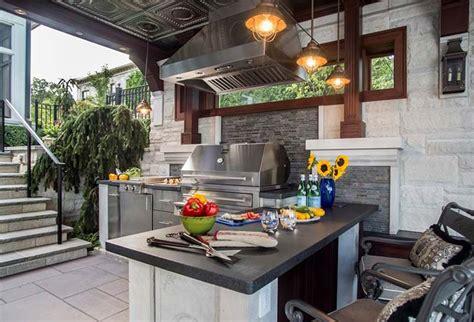 Best Kalamazoo Outdoor Kitchen Designs