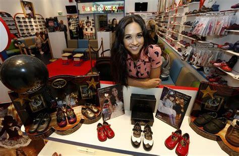 Myleene Klass Launches New Children's Shoe Range