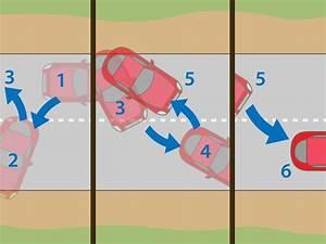 Dmv 3 Point Turn Diagram