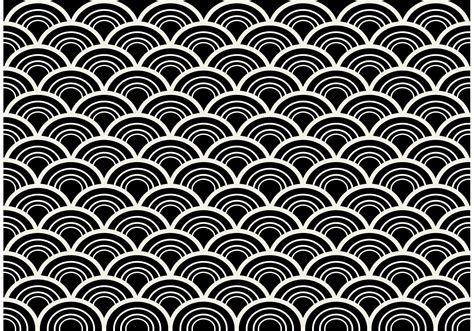 Schwarz Weis Muster by Black And White Seamless Abstract Pattern Vector