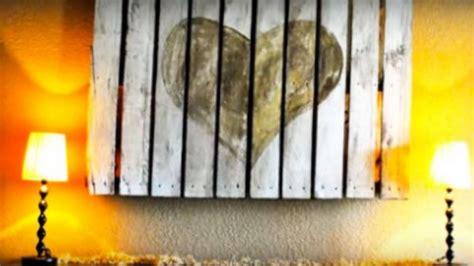 rustic diy wood pallet art ideas  walls absolutely