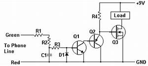 circuits apmilifier october 2010 With 2n3906 2n3904 transistor q1 of the headset amplifier circuit amplifies