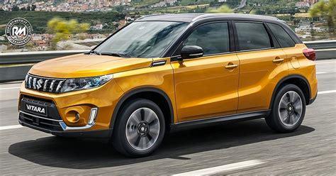 Aggiornamenti Estetici E Tecnici Per La Nuova Suzuki