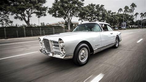 Classic Car Profile History Of The Impressive 1958 Facel