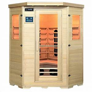 Sauna Für 2 Personen : infrarotkabine malm 125 mit keramikstrahlern shop ~ Orissabook.com Haus und Dekorationen