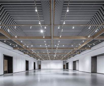 Hall Archdaily Interior Multi Function Beijing Renovation