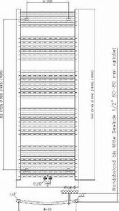 Heizkörper Berechnen : ximax heizk rper badheizk rper c2 mit 50 mm mittenanschluss 1264 x 600 x 30 mm 495 watt chrom ~ Themetempest.com Abrechnung