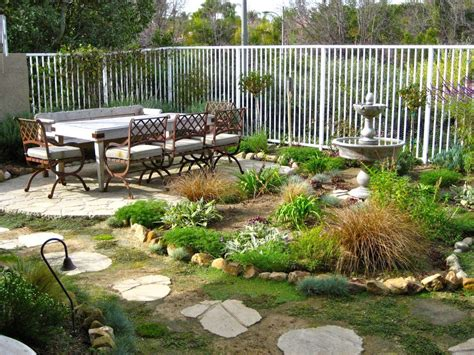 backyard ideas for small spaces 25 ideas de dise 241 os r 250 sticos para decorar el patio