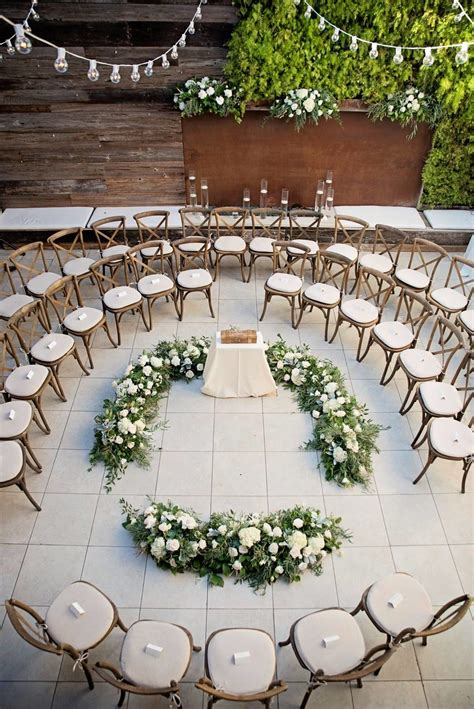 6 Unique Wedding Ceremony Seating Ideas Old Church Chapel
