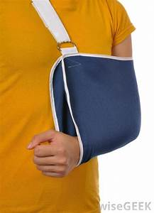 What Is An Elbow Splint   With Pictures