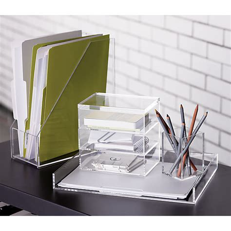 Office Desk Accessories by Format Desk Accessories Cb2