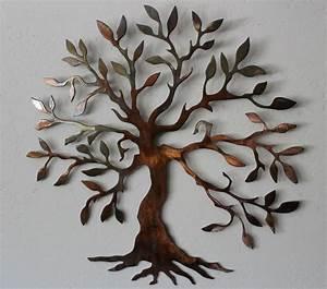 Arbre De Vie Decoration Murale : les 25 meilleures id es de la cat gorie sculpture en arbre sur pinterest arbres en fil art ~ Teatrodelosmanantiales.com Idées de Décoration